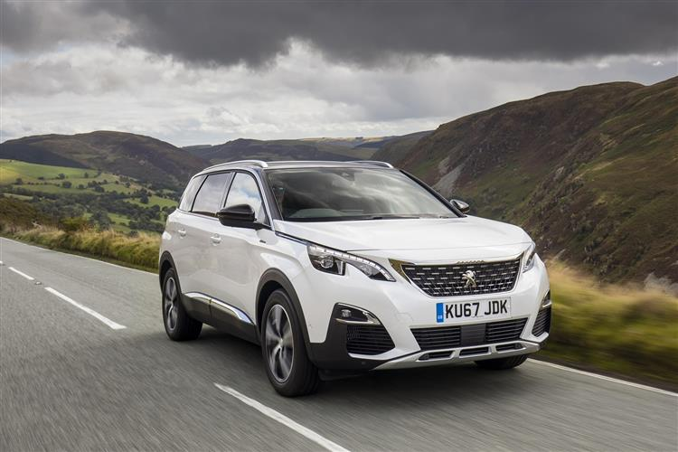 Peugeot 5008 SUV 1.6 BlueHDi Active 5dr image 9