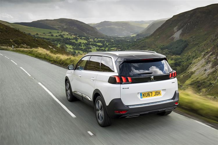 Peugeot 5008 SUV 1.6 BlueHDi Active 5dr image 10
