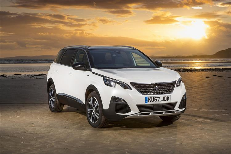 Peugeot 5008 SUV 1.6 BlueHDi Active 5dr image 11