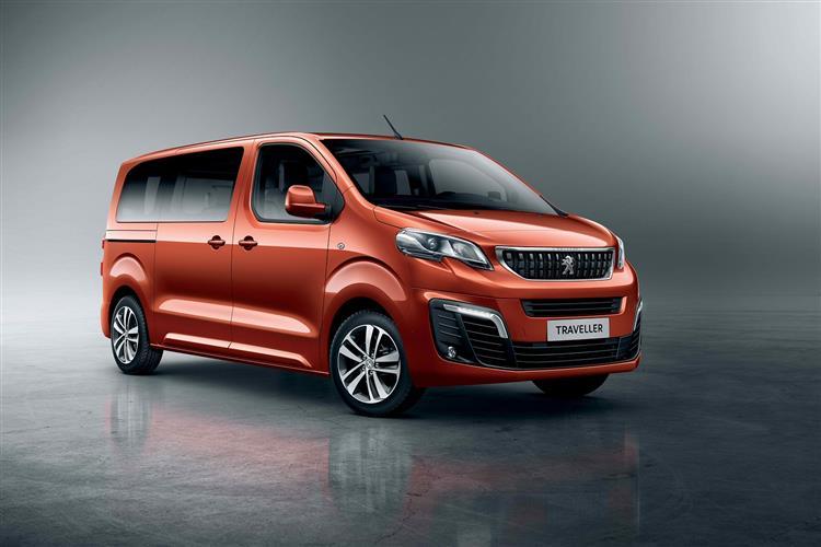 Peugeot TRAVELLER 2.0 BlueHDi 180 Allure Standard [8 Seat] EAT8 Diesel Automatic 5 door Estate (18MY)