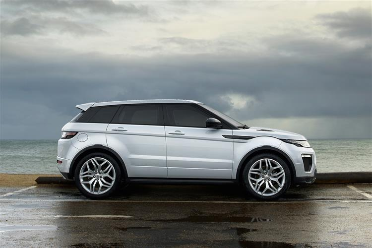 Land Rover Range Rover Evoque 2.0 TD4 SE Tech Auto 2017 from £399 per month* image 1