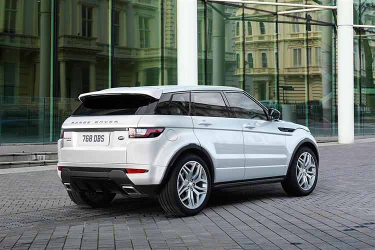 Land Rover Range Rover Evoque 2.0 TD4 SE Tech Auto 2017 from £399 per month* image 2