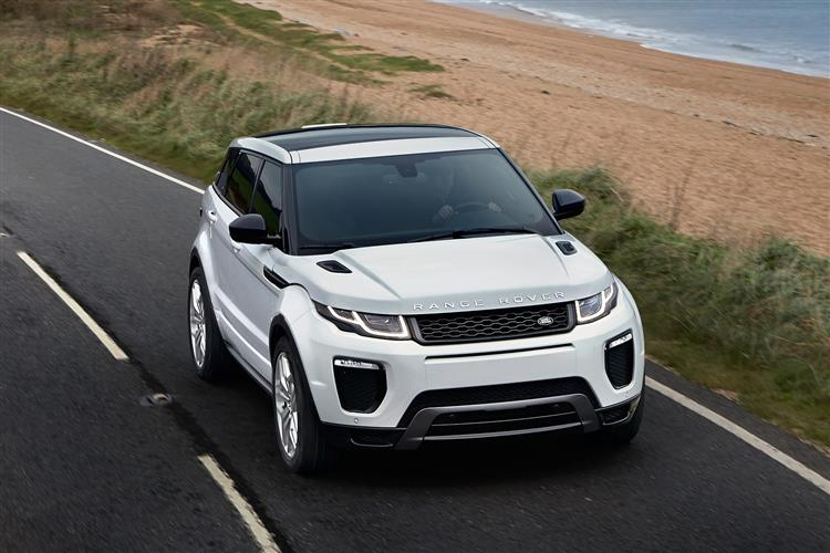 Land Rover Range Rover Evoque 2.0 TD4 SE Tech Auto 2017 from £399 per month* image 3