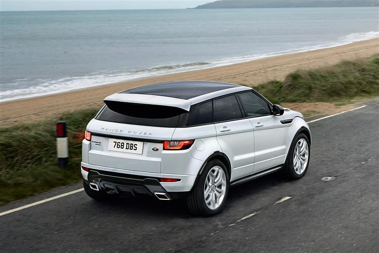 Land Rover Range Rover Evoque 2.0 TD4 SE Tech Auto 2017 from £399 per month* image 4