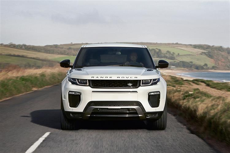 Land Rover Range Rover Evoque 2.0 TD4 SE Tech Auto 2017 from £399 per month* image 5