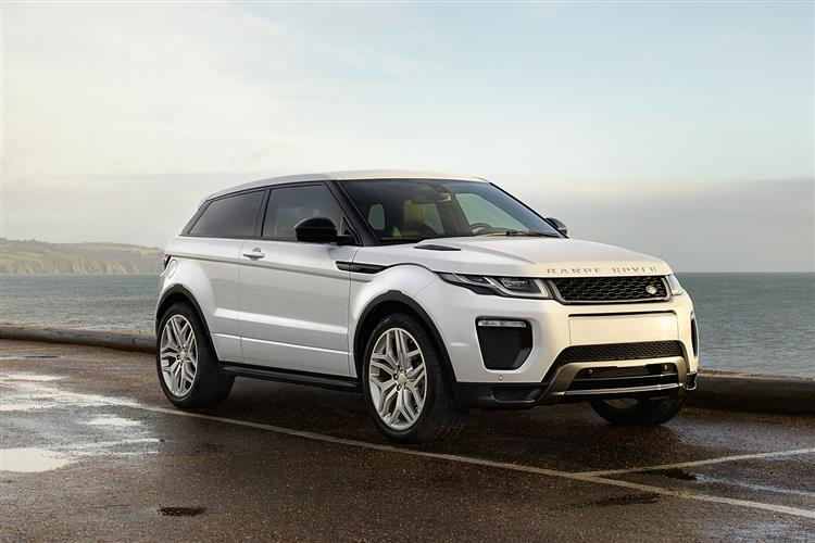 Land Rover Range Rover Evoque 2.0 TD4 SE Tech Auto 2017 from £399 per month* image 6