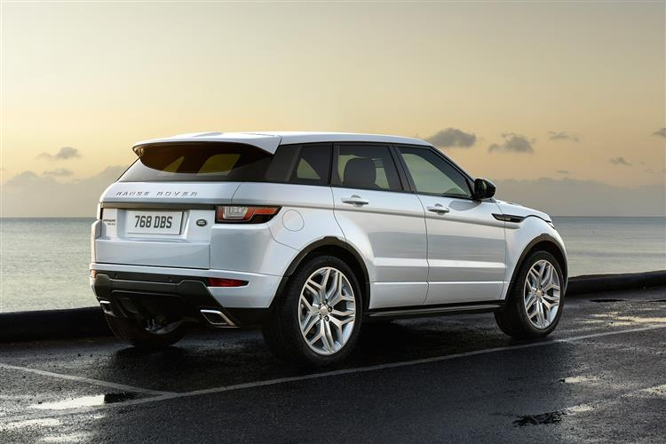 Land Rover Range Rover Evoque 2.0 TD4 SE Tech Auto 2017 from £399 per month* image 7