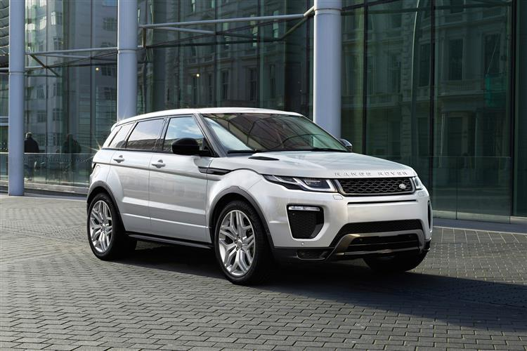 Land Rover Range Rover Evoque 2.0 TD4 SE Tech Auto 2017 from £399 per month* image 8