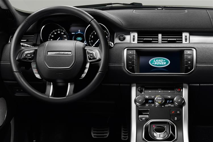 Land Rover Range Rover Evoque 2.0 TD4 SE Tech Auto 2017 from £399 per month* image 9