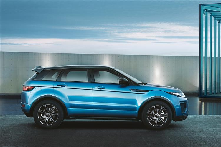 Land Rover Range Rover Evoque 2.0 TD4 SE Tech Auto from £399 per month* image 2