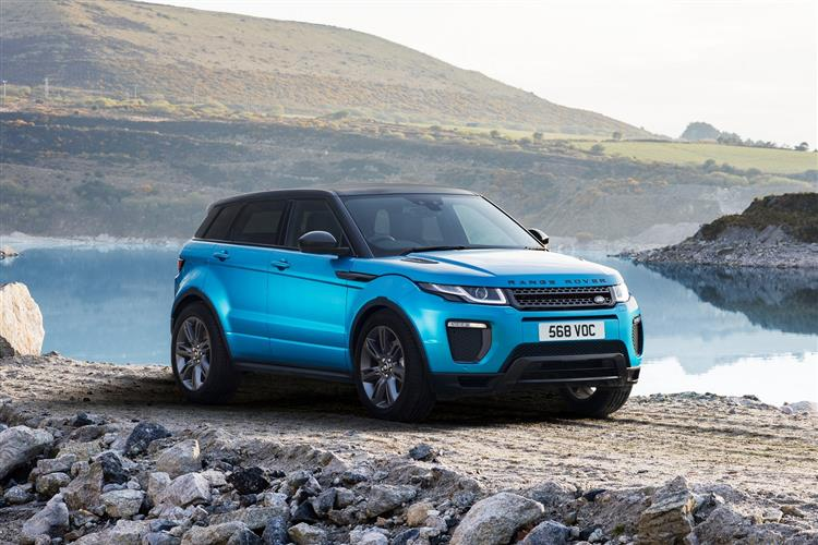 Land Rover Range Rover Evoque 2.0 TD4 SE Tech Auto from £399 per month* image 4