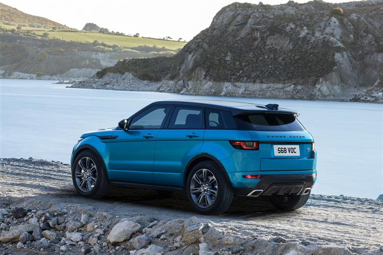 Land Rover Range Rover Evoque 2.0 TD4 SE Tech Auto from £399 per month* image 5