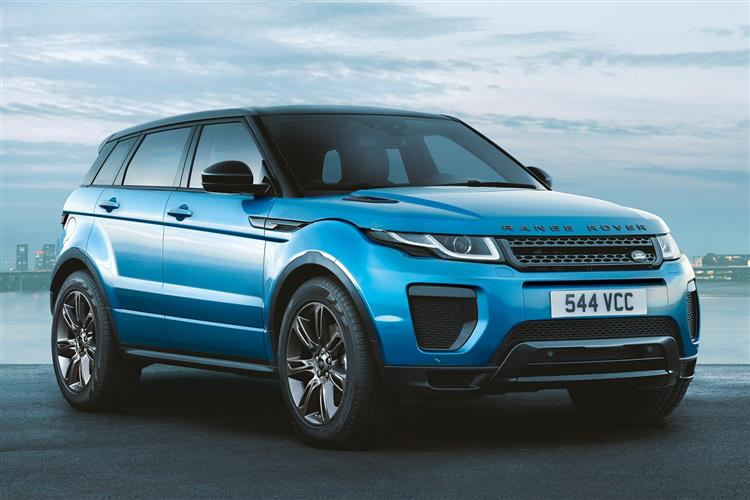 Land Rover Range Rover Evoque 2.0 TD4 SE Tech Auto from £399 per month* image 6