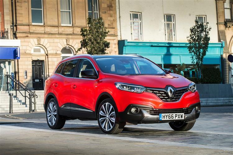 Renault Kadjar 1.5 dCi Dynamique Nav 5dr NIL ADVANCE PAYMENT image 12