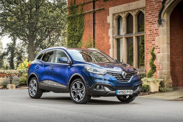 Renault Kadjar 1.5 dCi Dynamique Nav 5dr NIL ADVANCE PAYMENT image 6
