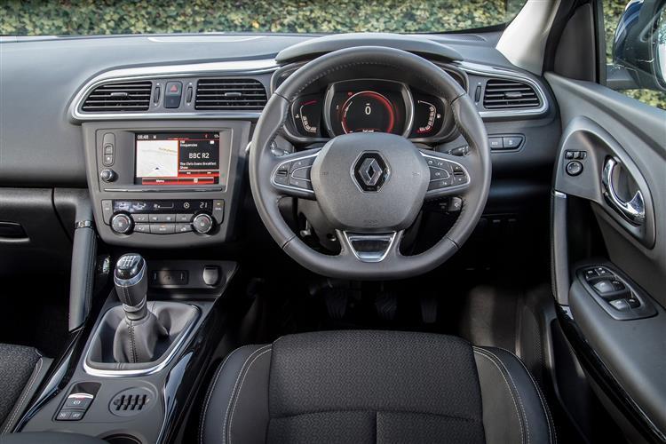 Renault Kadjar 1.5 dCi Dynamique Nav 5dr NIL ADVANCE PAYMENT image 9