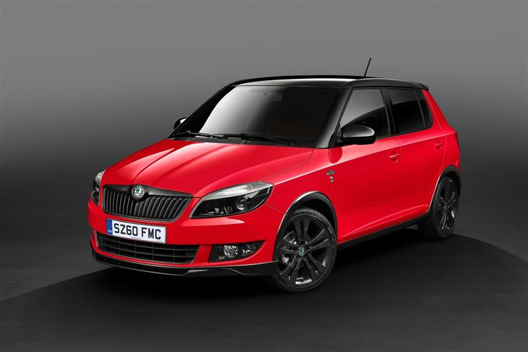Image two of a Skoda Fabia Monte Carlo