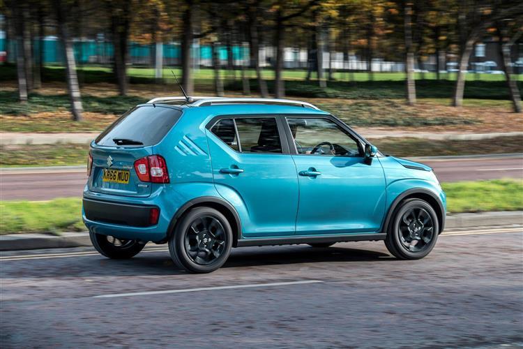 Suzuki Ignis 1.2 Dualjet SZ-T 5dr Auto image 5