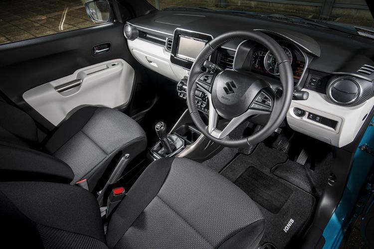 Suzuki Ignis 1.2 Dualjet SZ3 5dr image 8