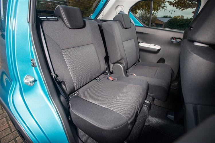 Suzuki Ignis 1.2 Dualjet SZ-T 5dr Auto image 9
