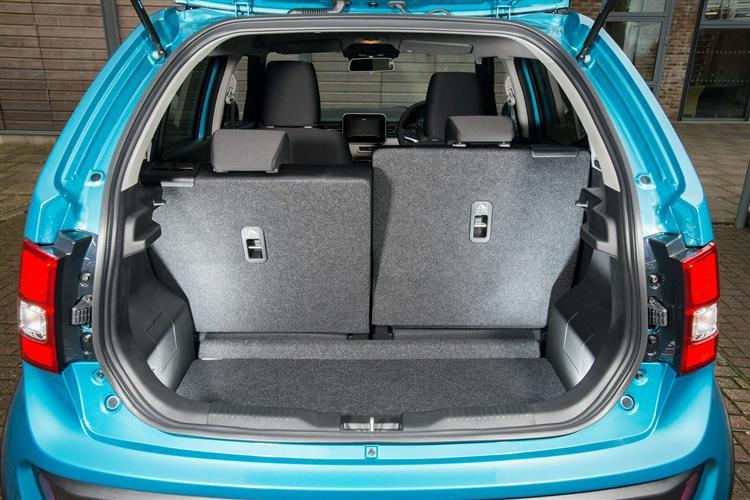 Suzuki Ignis 1.2 Dualjet SZ-T 5dr Auto image 10