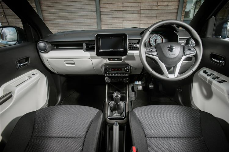 Suzuki Ignis 1.2 Dualjet SZ-T 5dr Auto image 11