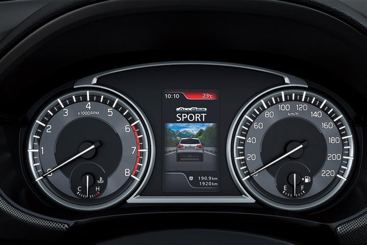 Suzuki Vitara 1.4 Boosterjet SZ-T 5dr Auto image 4