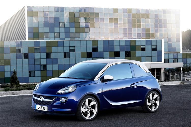 Vauxhall Adam ENERGISED 1.2i 70PS image 19