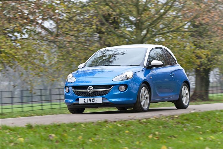 Vauxhall Adam 1.2i Griffin image 4