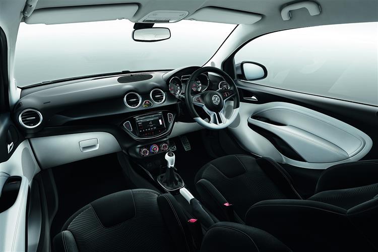 Vauxhall Adam 1.2i Griffin image 6