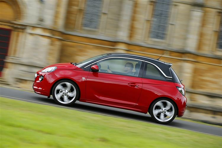 Vauxhall Adam 1.2i Griffin 3 door Hatchback (19MY)
