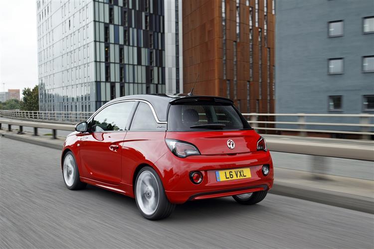 Vauxhall ADAM 1.2i Energised Black Jack image 2