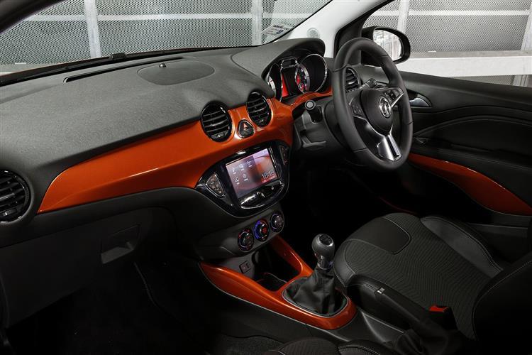 Vauxhall ADAM 1.2i Energised Black Jack image 4