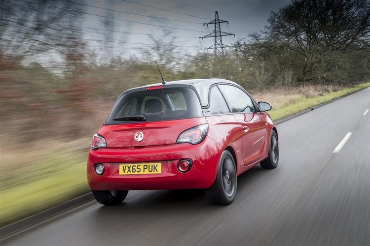 Vauxhall Adam 1.2i Energised 3dr PCH image 5