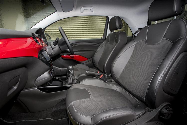 Vauxhall Adam ENERGISED 1.2i 70PS image 8