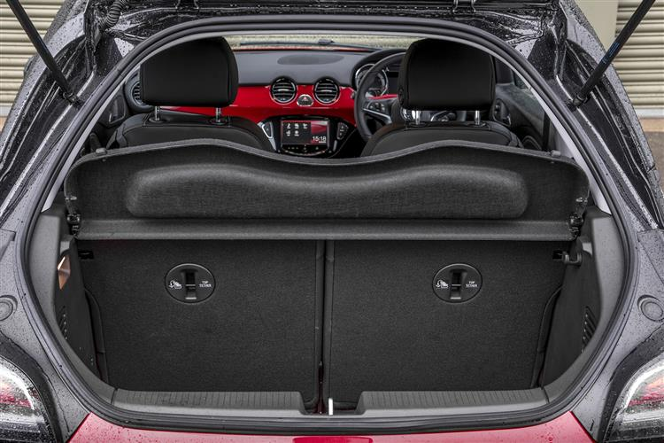 Vauxhall Adam 1.2i Energised 3dr PCH image 10