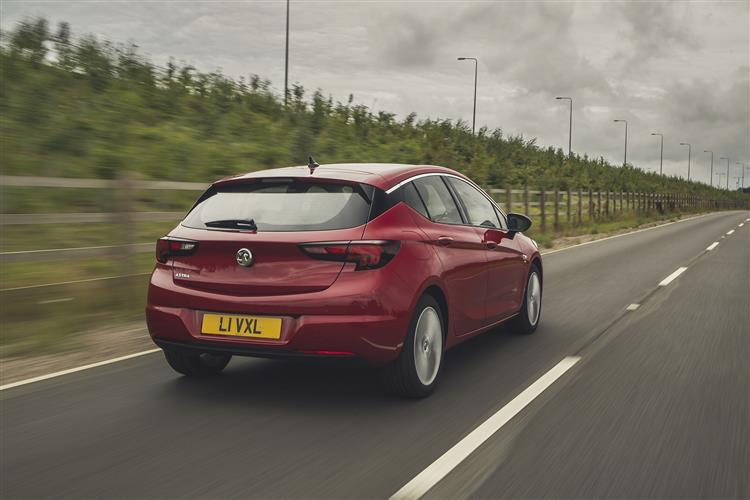 Vauxhall Astra SRI NAV 1.6CDTi 110PS image 5