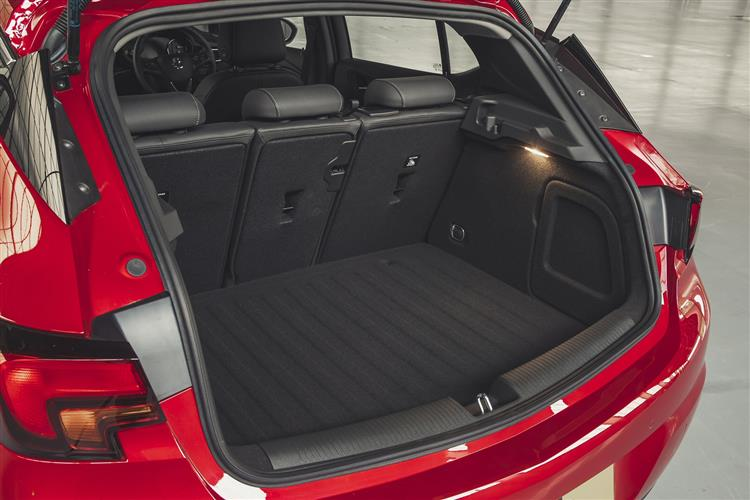 Vauxhall Astra SRI NAV 1.6CDTi 110PS image 8