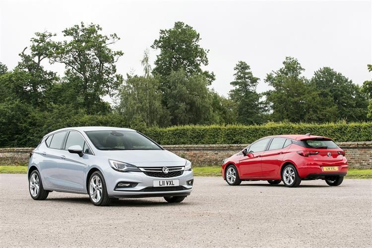 Vauxhall Astra 1.5 Turbo D Elite Nav 82019 Diesel 5 door Hatchback (19MY)