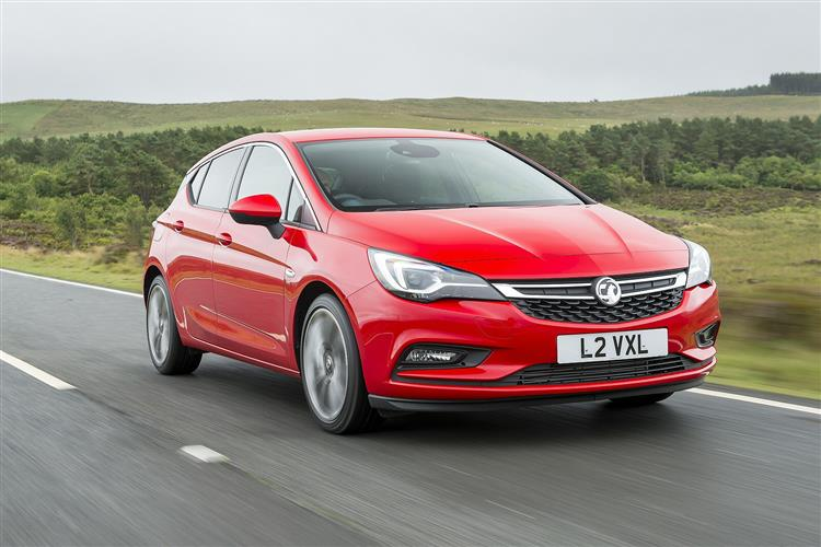 Vauxhall Astra SRi 1.4i 150PS Turbo 5dr image 2