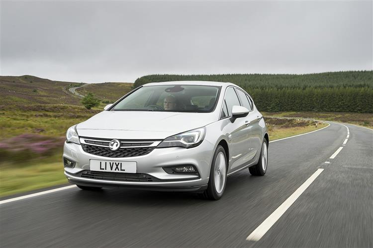 Vauxhall Astra SRi 1.4i 150PS Turbo 5dr image 3
