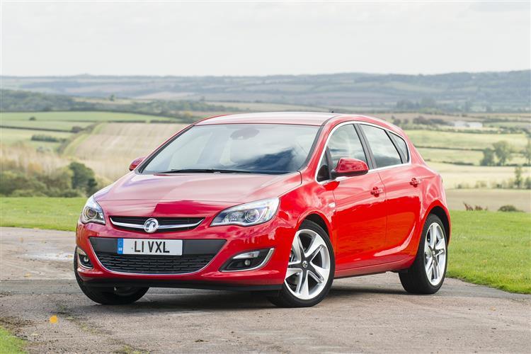 Vauxhall Astra 1.6 CDTi 16V ecoFLEX 136 SRi 5dr