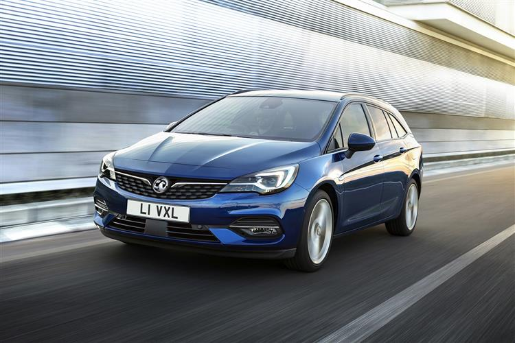 Vauxhall Astra Sports Tourer SRI 1.6CDTi 136PS auto image 2 thumbnail