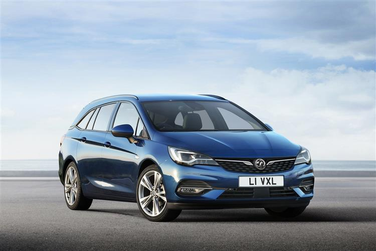 Vauxhall Astra Sports Tourer SRI 1.6CDTi 136PS auto image 3