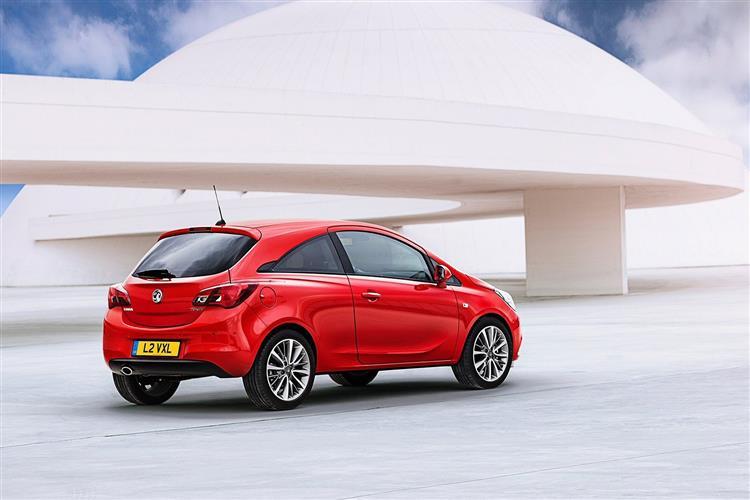 Vauxhall Corsa ENERGY 1.4i 75PS ecoFLEX 3dr image 4