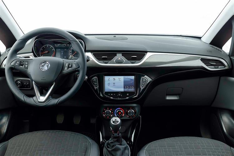 Vauxhall Corsa ENERGY 1.4i 75PS ecoFLEX 3dr image 8