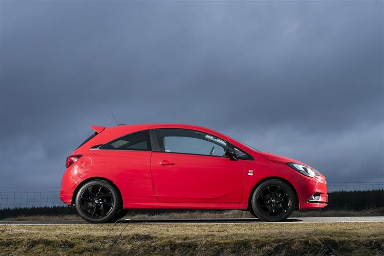 Vauxhall Corsa 1.4 Griffin 3 door Hatchback (18MY)