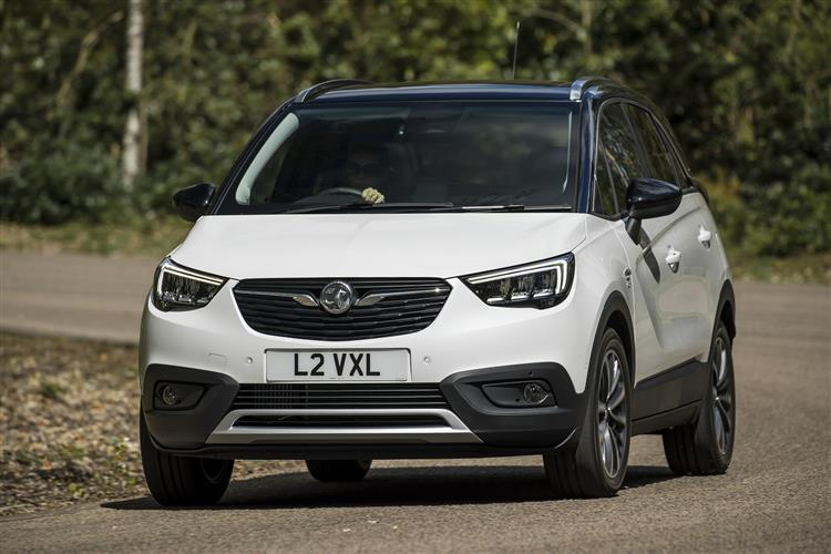Vauxhall CROSSLAND X 1.2T [130] Elite [Start Stop] image 4
