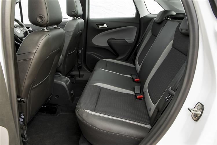 Vauxhall CROSSLAND X 1.2T [130] Elite [Start Stop] image 8