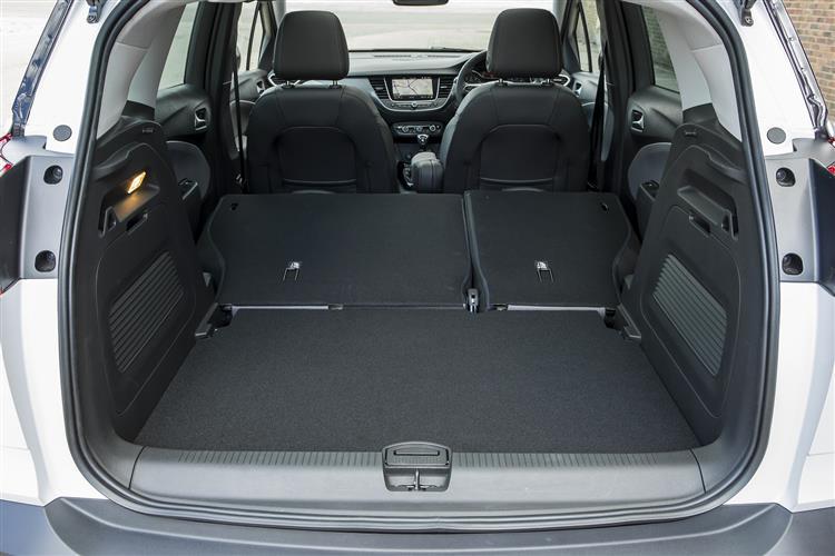 Vauxhall CROSSLAND X 1.2 [83] Griffin [Start Stop] image 9